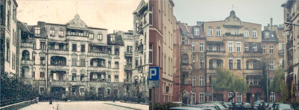 Św. Łazarz, Poznań