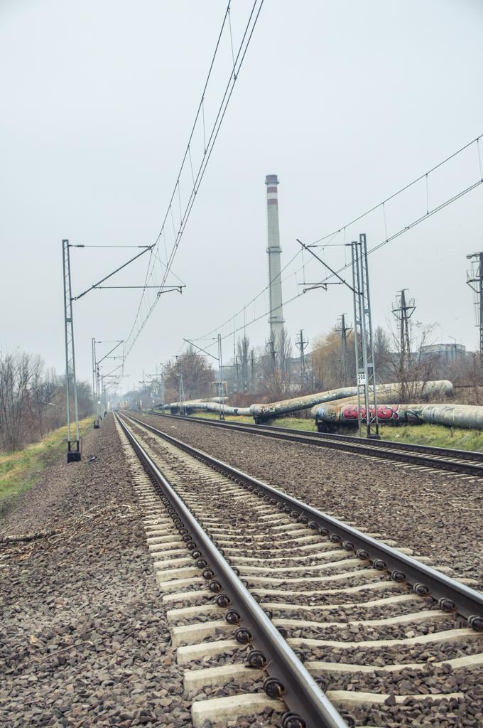 Tory kolejowe na Śródce