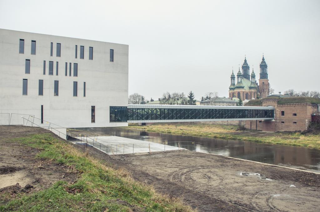 Interaktywne Centrum Historii Ostrowa Tumskiego