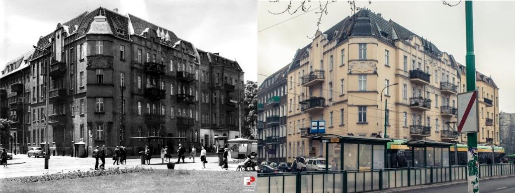 Ulica Grunwaldzka, 1968 r.