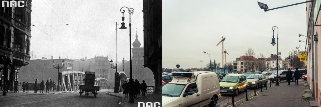 Most_Chwaliszewski_-_wóz_z_reklamą