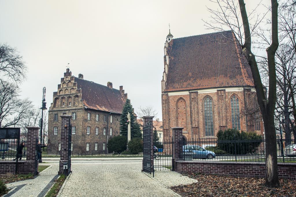 Psałteria oraz Kościół Najświętszej Marii Panny