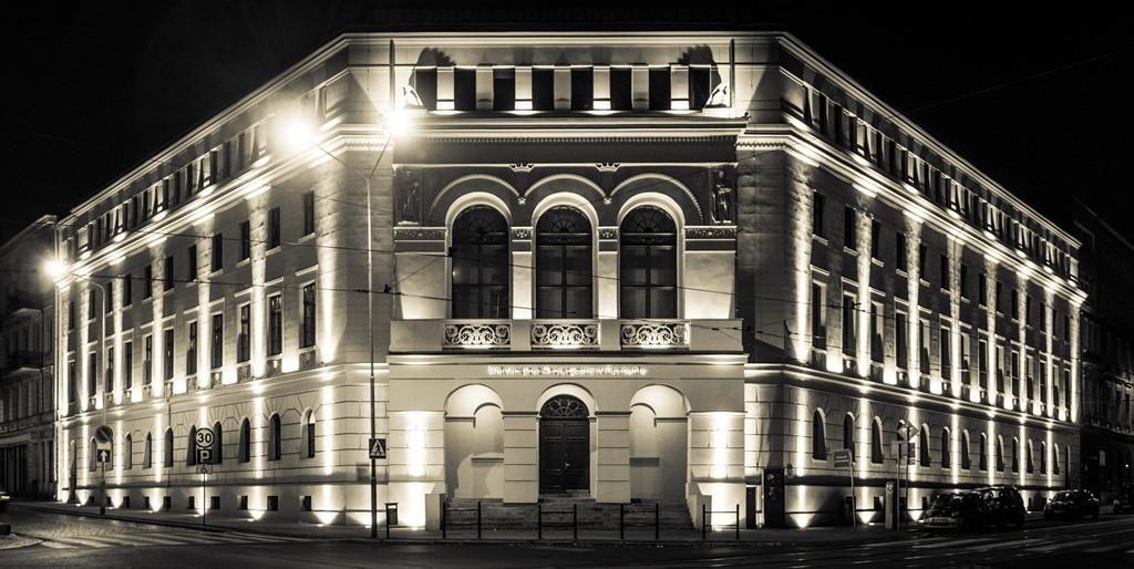 Poznań nocą (1)