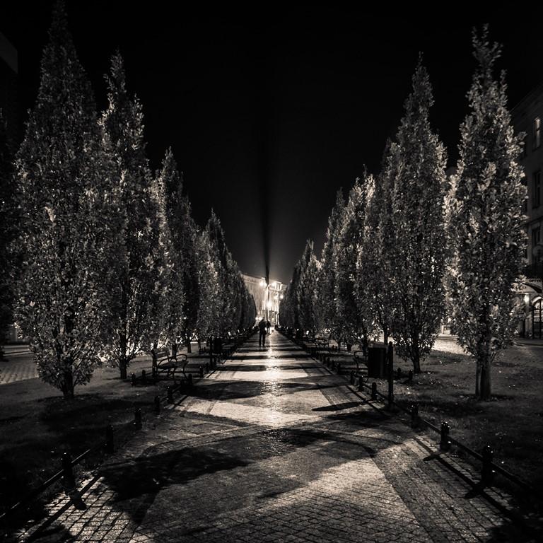 Poznań nocą (2)
