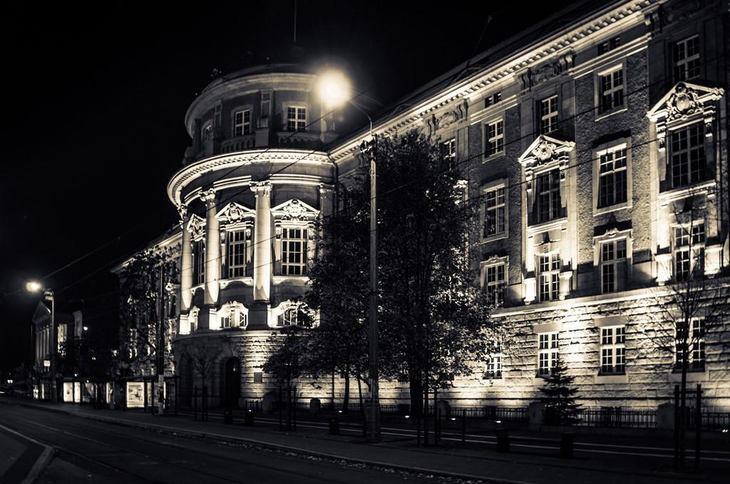 Poznań nocą (3)