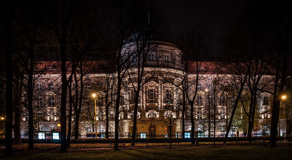 Poznań nocą (4)
