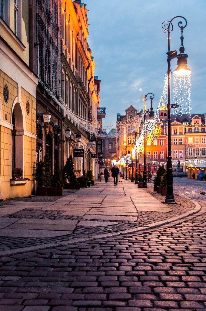 Poznań o poranku (1)
