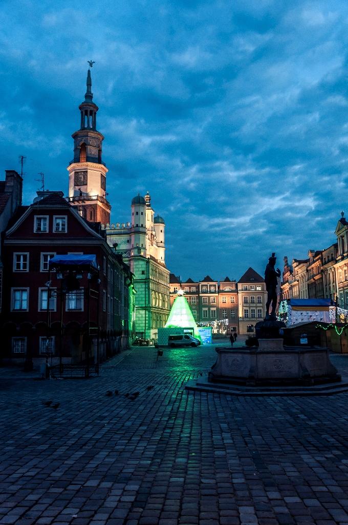 Poznań o poranku (3)