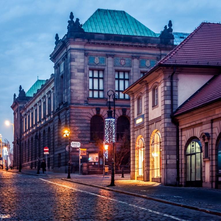 Poznań o poranku (4)