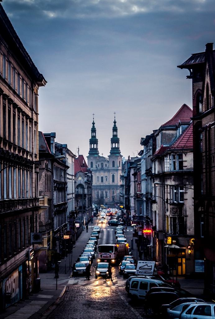 Poznań o poranku (5)