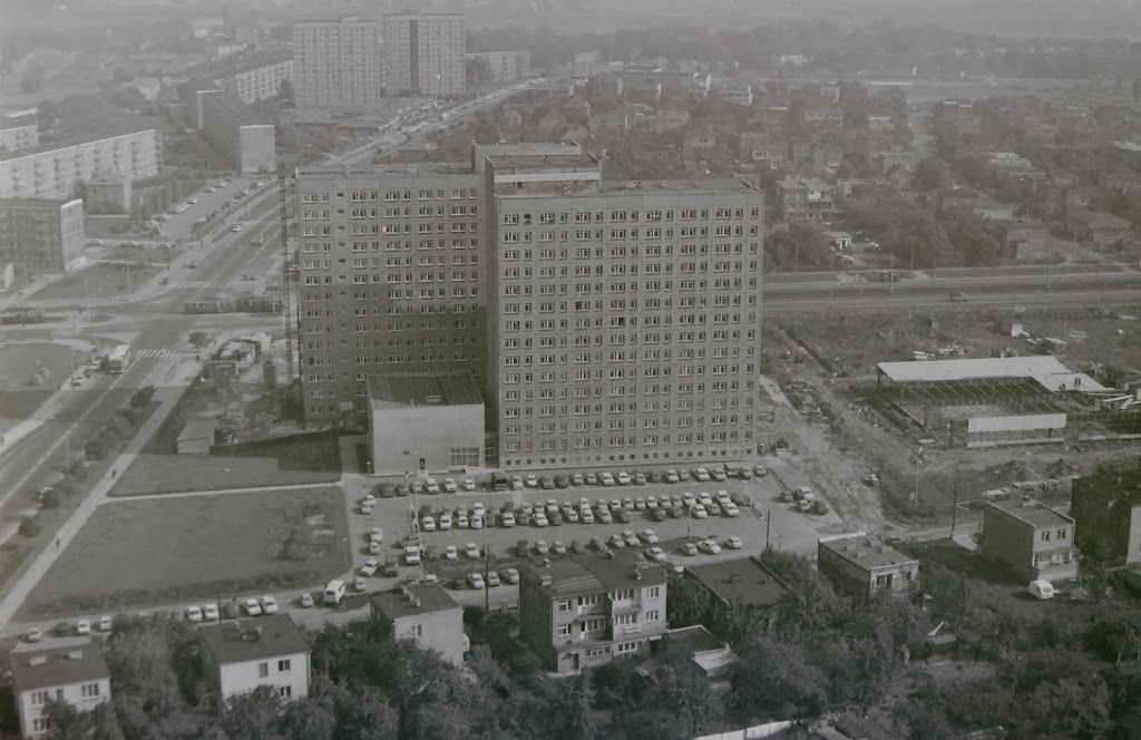 Bloki na ul. Gronowej