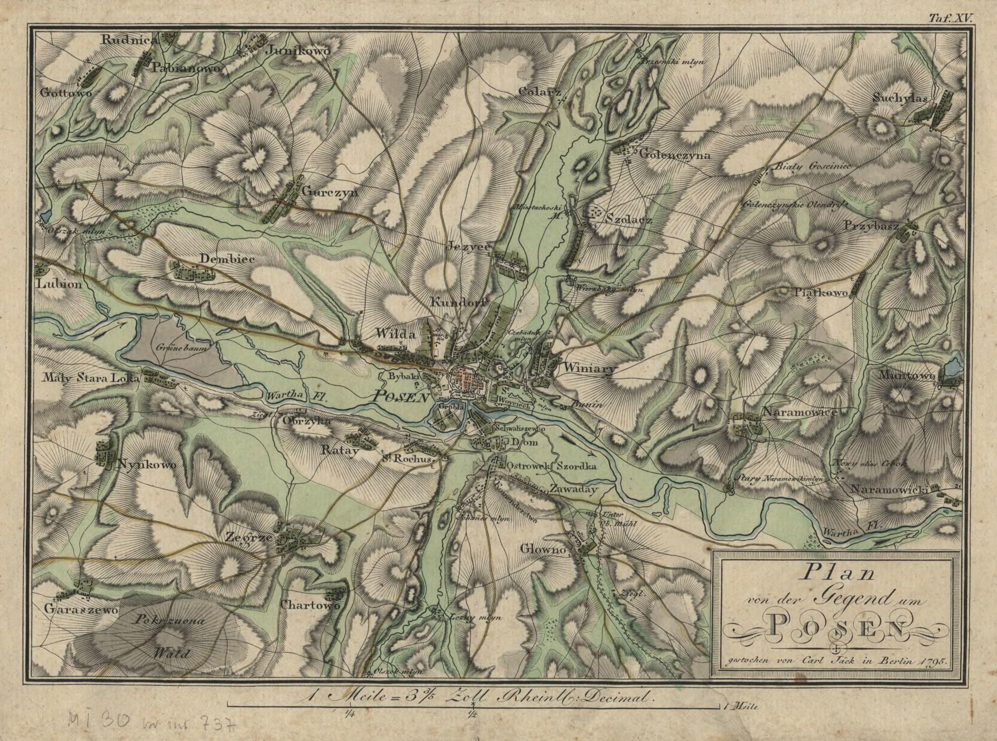 POZNAŃ - 1795
